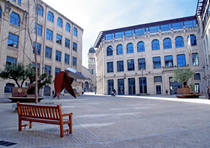 La Plaza Ferrándiz y Carbonell