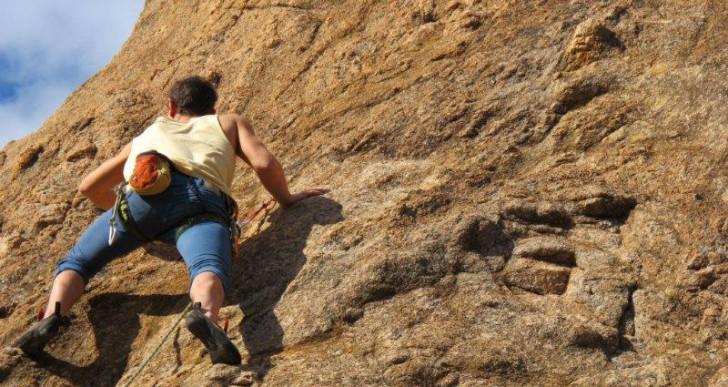 La escalada: tú contra la pared