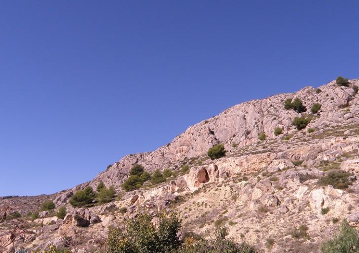 Todos los caminos conducen a la Sierra de Onil
